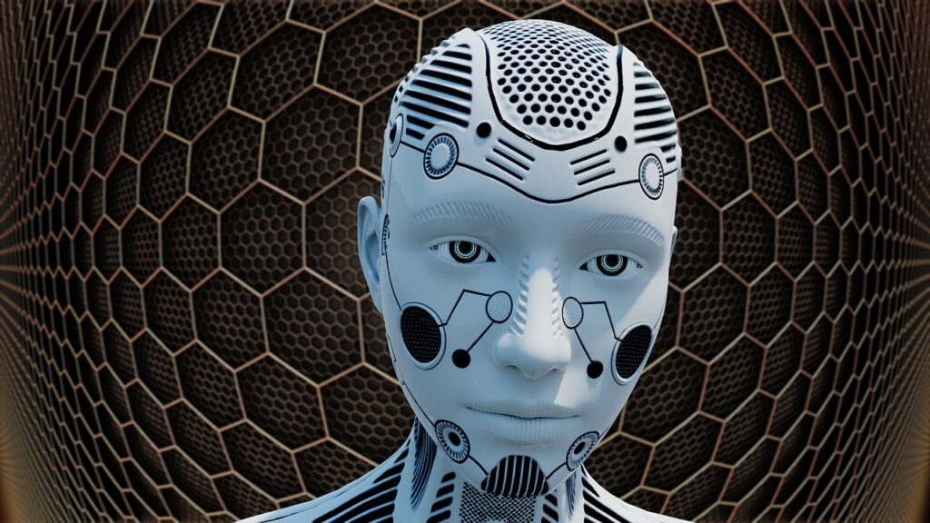 technology, future, robot